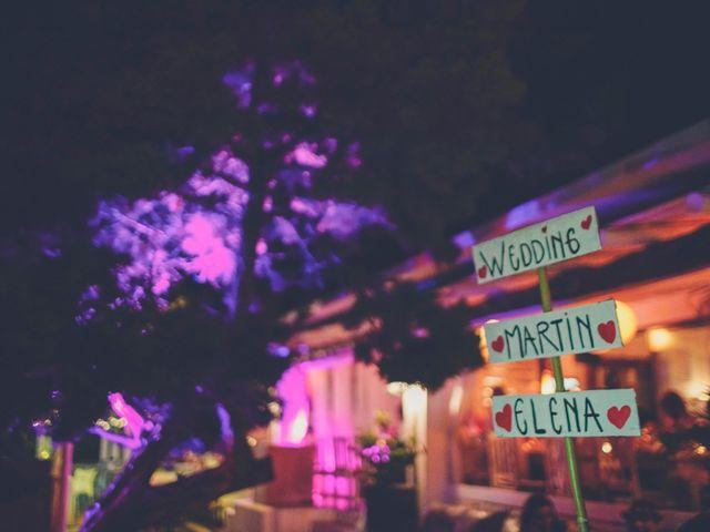 La boda de Martín y Elena en Portinatx, Islas Baleares 30