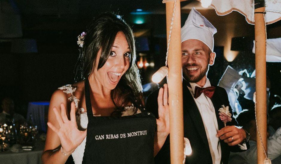 La boda de Roger y Zaida en Bigues, Barcelona