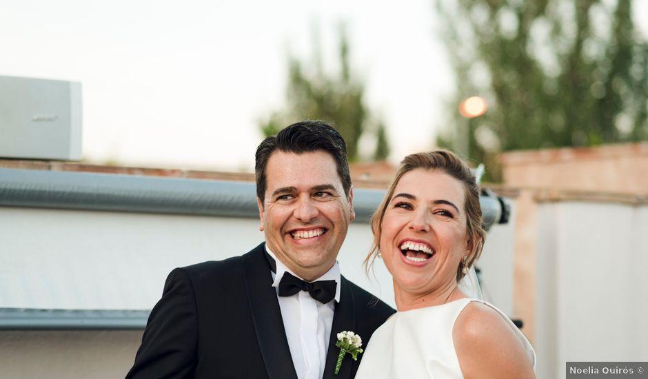 La boda de Javier y Isabel en Alboraya, Valencia