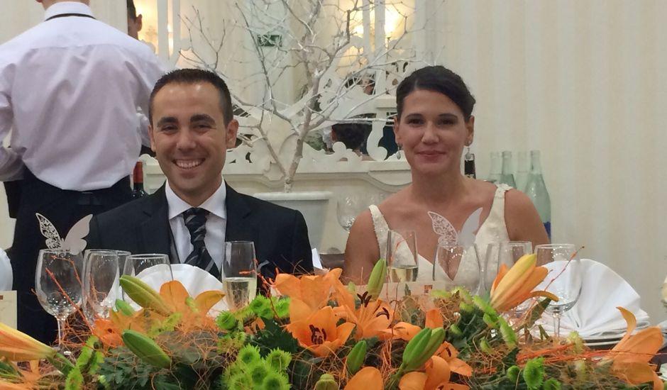La boda de Sergio y Rocío en Mérida, Badajoz