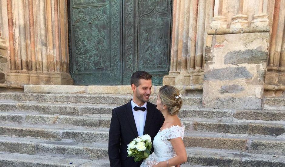 La boda de Javi y Sandra en Guadalupe, Cáceres