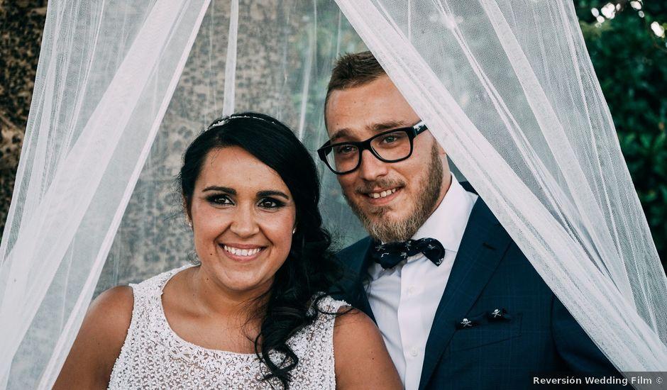 La boda de Dani y Lore en Vilagarcía de Arousa, Pontevedra