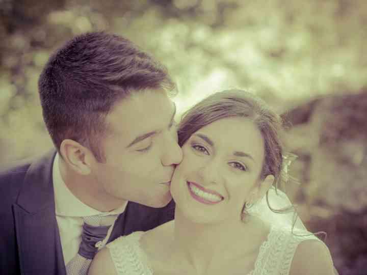 La boda de Noe y Borja