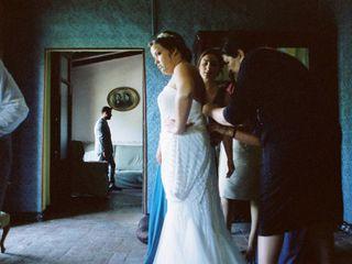 La boda de Cristina y Santiago 1