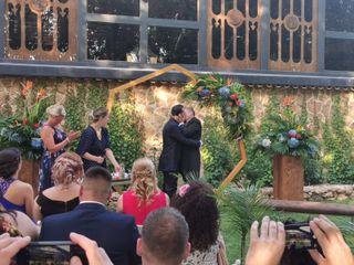 La boda de Daniel  y Richard