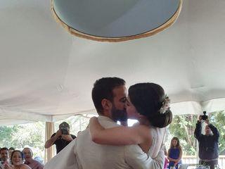 La boda de Ivan y Celia