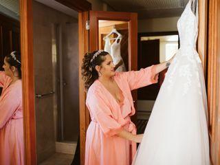 La boda de Abigail y Juan Carlos  2
