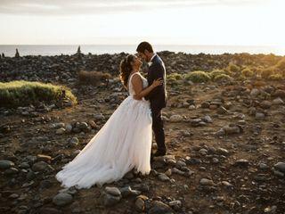 La boda de Abigail y Juan Carlos