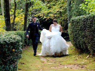 La boda de Josep y Rosa