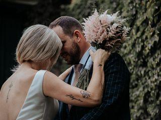 La boda de Paula y Diego