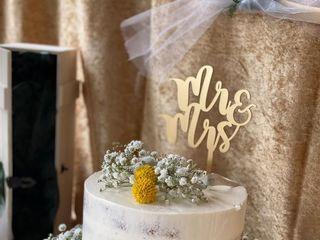 La boda de Sarai y Aritz 1
