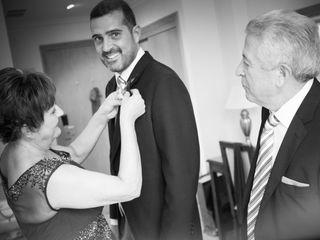 La boda de Desireé y César 3