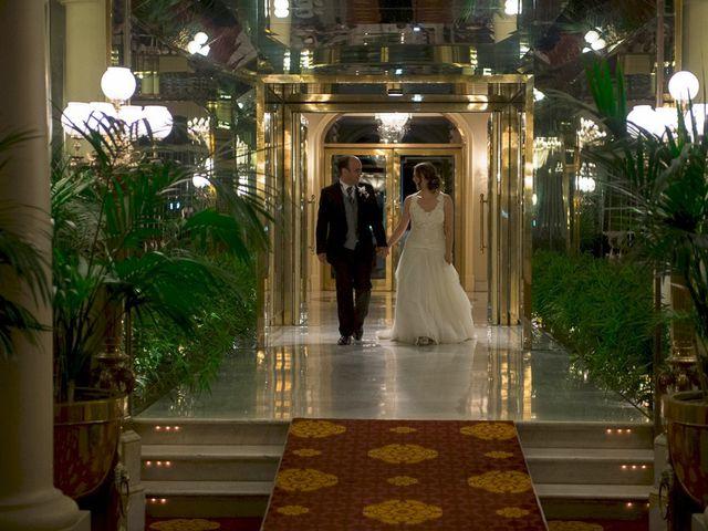 La boda de Nuria y Fausti
