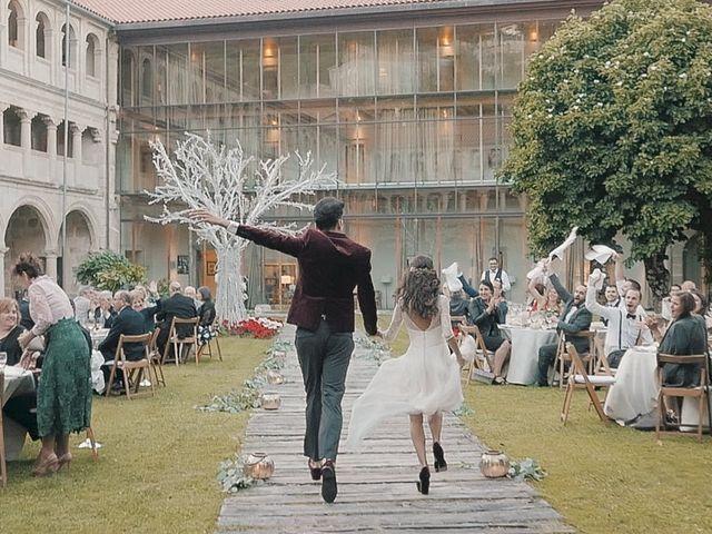 La boda de Juan y Virginia en Ourense, Orense 5