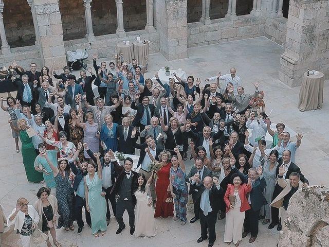 La boda de Juan y Virginia en Ourense, Orense 6