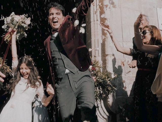 La boda de Juan y Virginia en Ourense, Orense 12