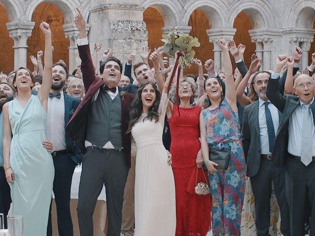 La boda de Juan y Virginia en Ourense, Orense 14