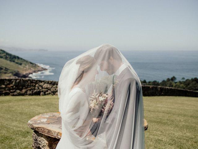La boda de Pablo y Mónica en Donostia-San Sebastián, Guipúzcoa 1