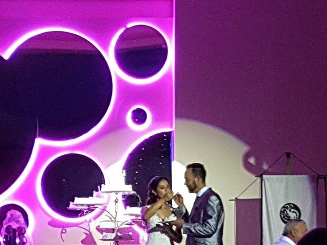 La boda de Alberto y Cristina en Chiclana De La Frontera, Cádiz 6
