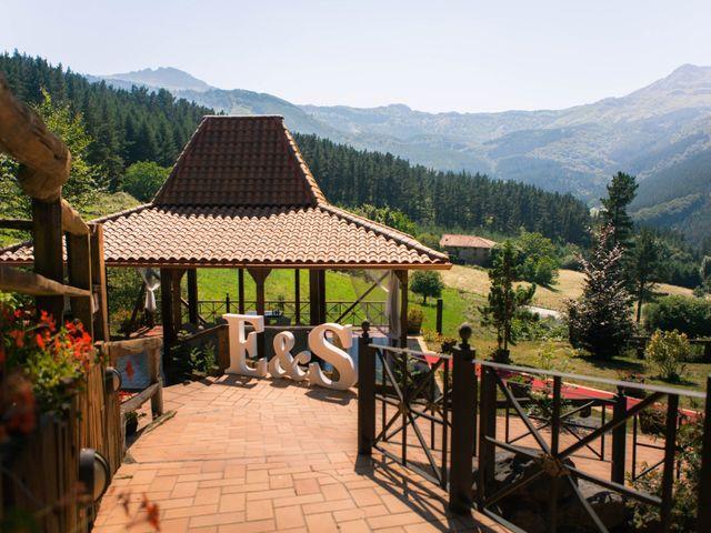 La boda de Sergio y Esther en Zeanuri, Vizcaya 4