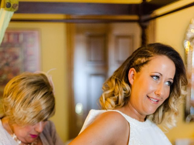 La boda de Sergio y Esther en Zeanuri, Vizcaya 13