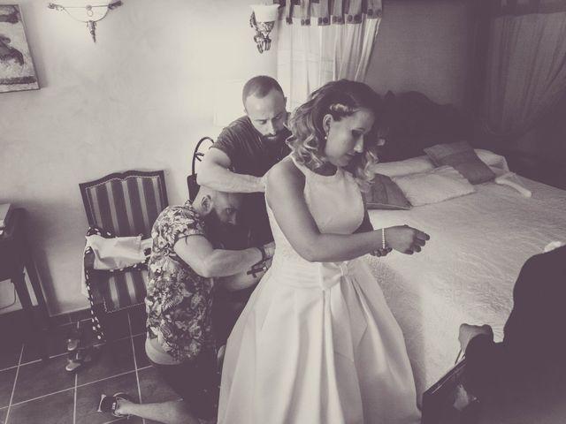 La boda de Sergio y Esther en Zeanuri, Vizcaya 15