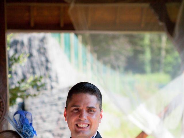 La boda de Sergio y Esther en Zeanuri, Vizcaya 18