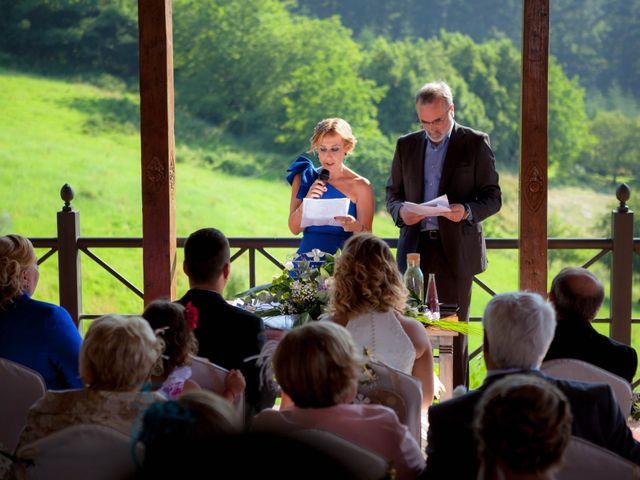 La boda de Sergio y Esther en Otxandio, Vizcaya 19