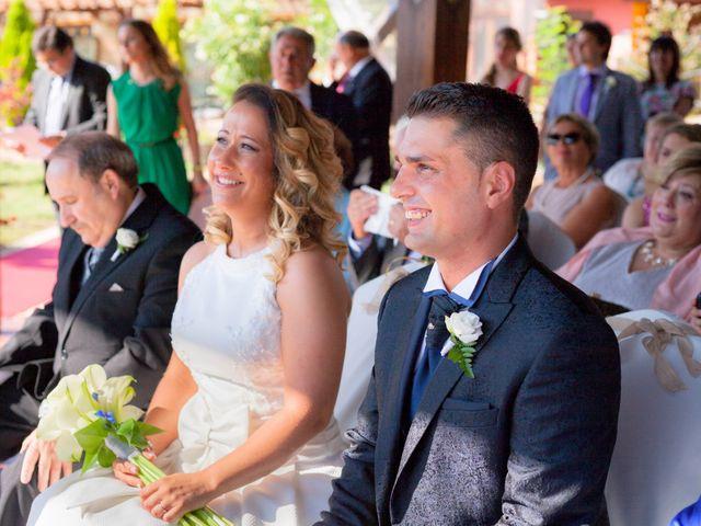 La boda de Sergio y Esther en Otxandio, Vizcaya 20