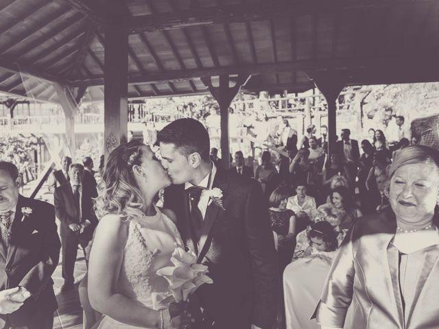 La boda de Sergio y Esther en Otxandio, Vizcaya 21