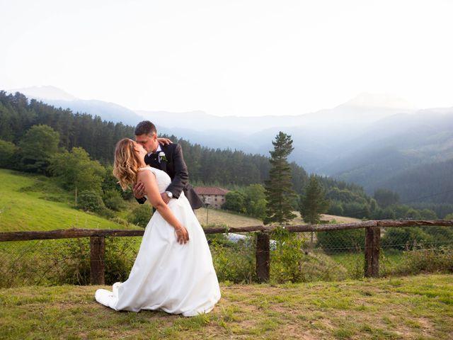 La boda de Sergio y Esther en Zeanuri, Vizcaya 27