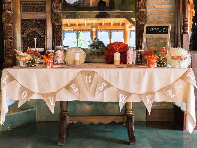La boda de Sergio y Esther en Zeanuri, Vizcaya 28