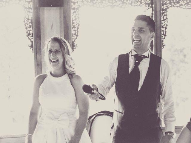 La boda de Sergio y Esther en Zeanuri, Vizcaya 30