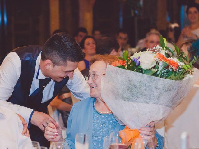 La boda de Sergio y Esther en Otxandio, Vizcaya 32