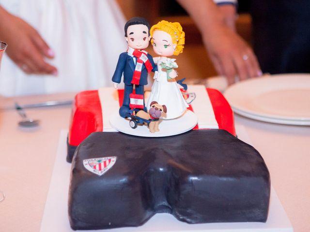 La boda de Sergio y Esther en Zeanuri, Vizcaya 33