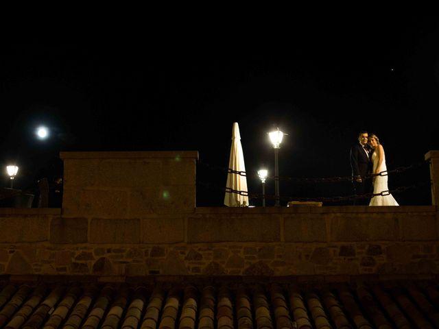 La boda de David y Maria en La Alberca, Salamanca 53