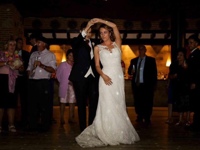 La boda de David y Maria en La Alberca, Salamanca 49