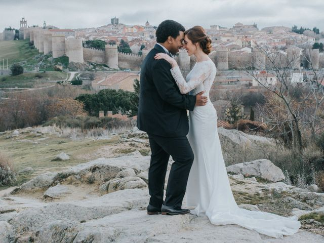 La boda de Sonsoles y Abdul