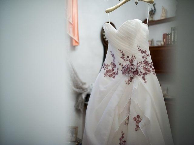 La boda de Juanra y Jeni en Abanto, Zaragoza 3