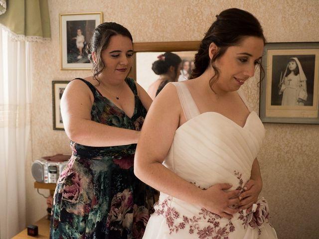 La boda de Juanra y Jeni en Abanto, Zaragoza 6