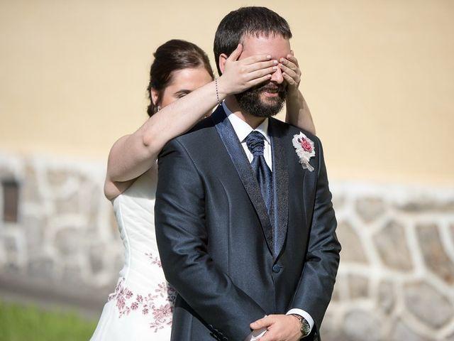 La boda de Juanra y Jeni en Abanto, Zaragoza 10