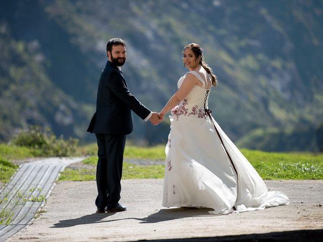 La boda de Juanra y Jeni en Abanto, Zaragoza 12