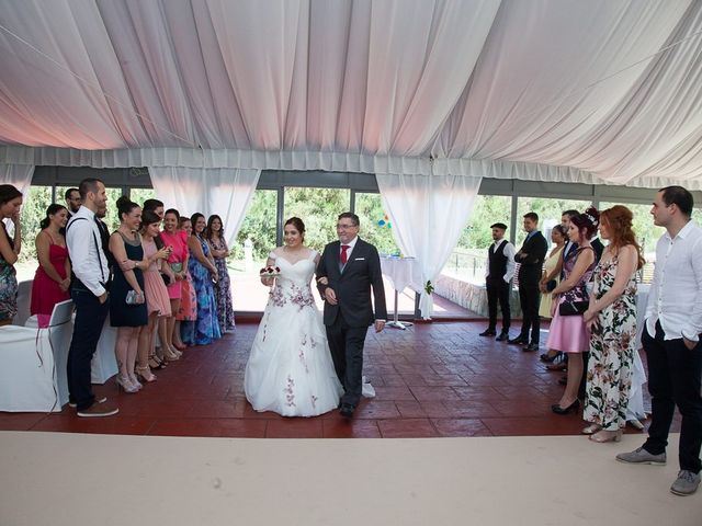 La boda de Juanra y Jeni en Abanto, Zaragoza 15