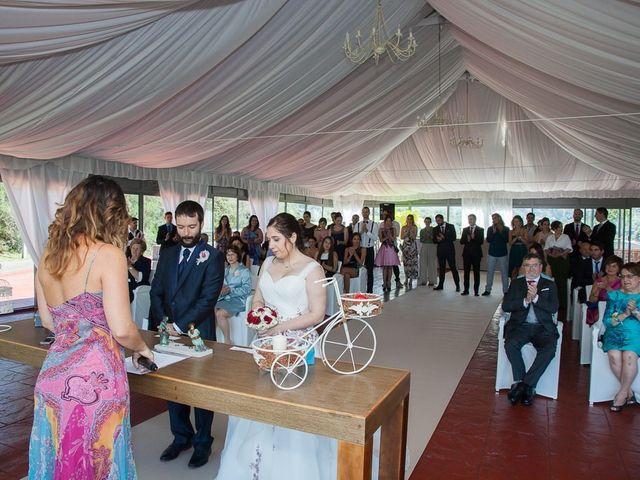 La boda de Juanra y Jeni en Abanto, Zaragoza 16