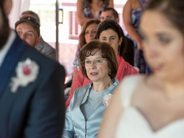 La boda de Juanra y Jeni en Abanto, Zaragoza 19