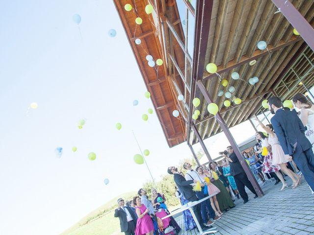 La boda de Juanra y Jeni en Abanto, Zaragoza 21