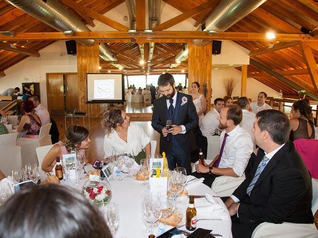La boda de Juanra y Jeni en Abanto, Zaragoza 25