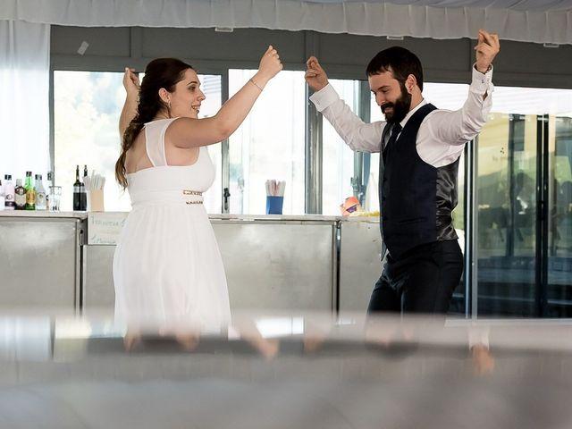 La boda de Juanra y Jeni en Abanto, Zaragoza 27