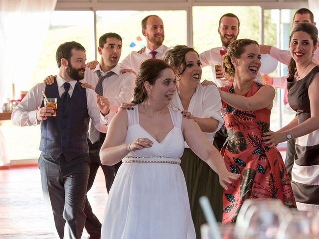 La boda de Juanra y Jeni en Abanto, Zaragoza 28