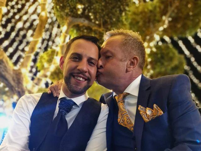 La boda de Richard  y Daniel  en Cartagena, Murcia 4